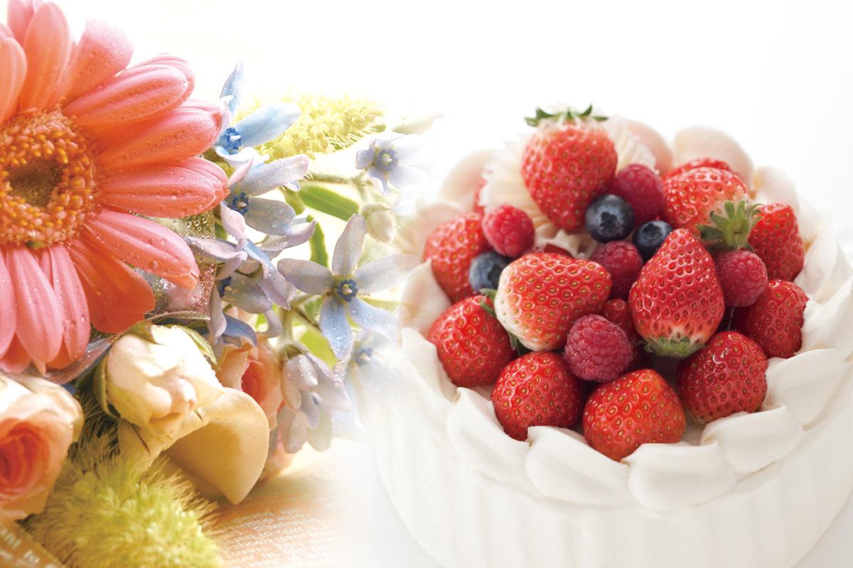 cake & Flower
