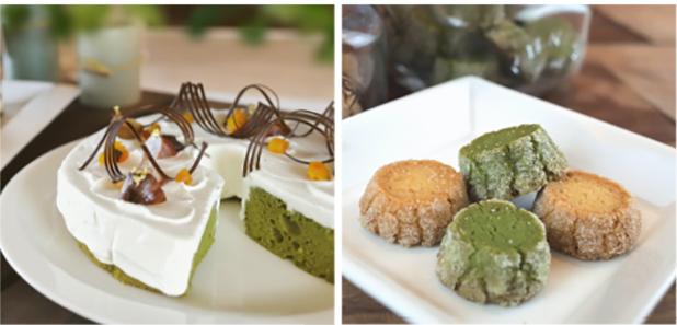 プレミアホテル 中島公園 目にも鮮やかなデザート・ブッフェ