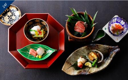 日本料理「和乃八窓庵」
