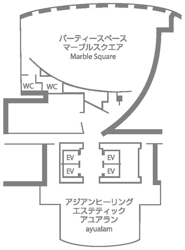 札幌ホテルの宴会場