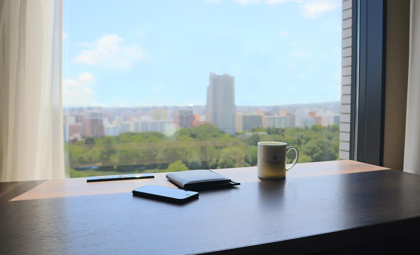 プレミアホテル中島公園札幌