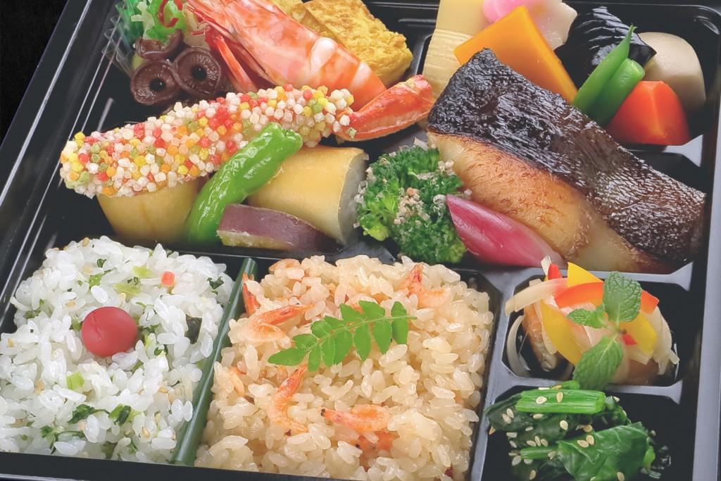 銀鱈、車海老、ずわい蟹〜魚介の宴 《和乃八窓庵 特製 アニバーサリー 美食 ボックス》
