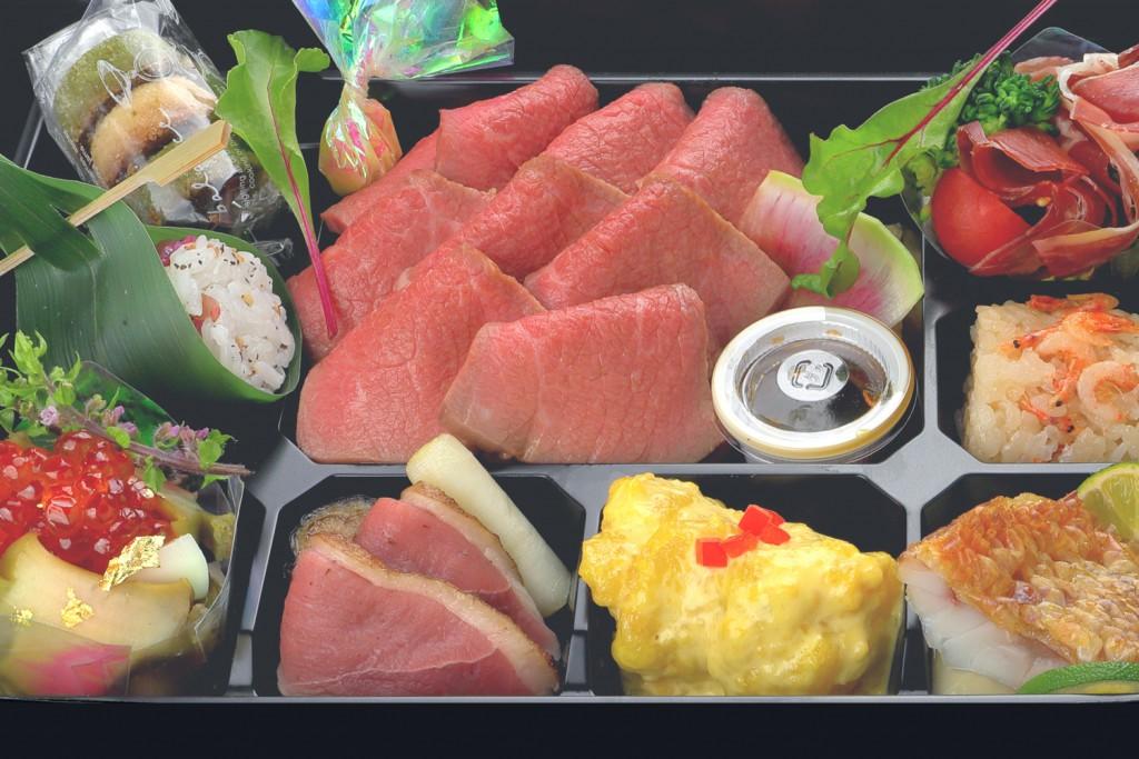 黒毛和牛と美食の宝石箱 《21CLUB 特製 アニバーサリー 美食 ボックス》